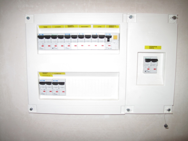 Hob Tripping Fuse Box : Learning about leccy visit galicia