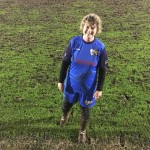 Mandy Footballer